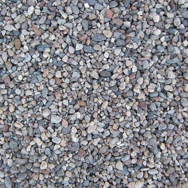pea gravel delivery