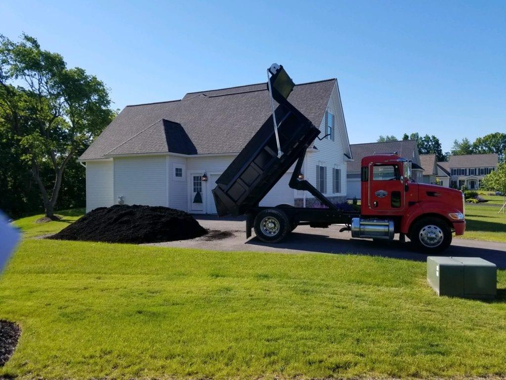 rochester mulch delivery